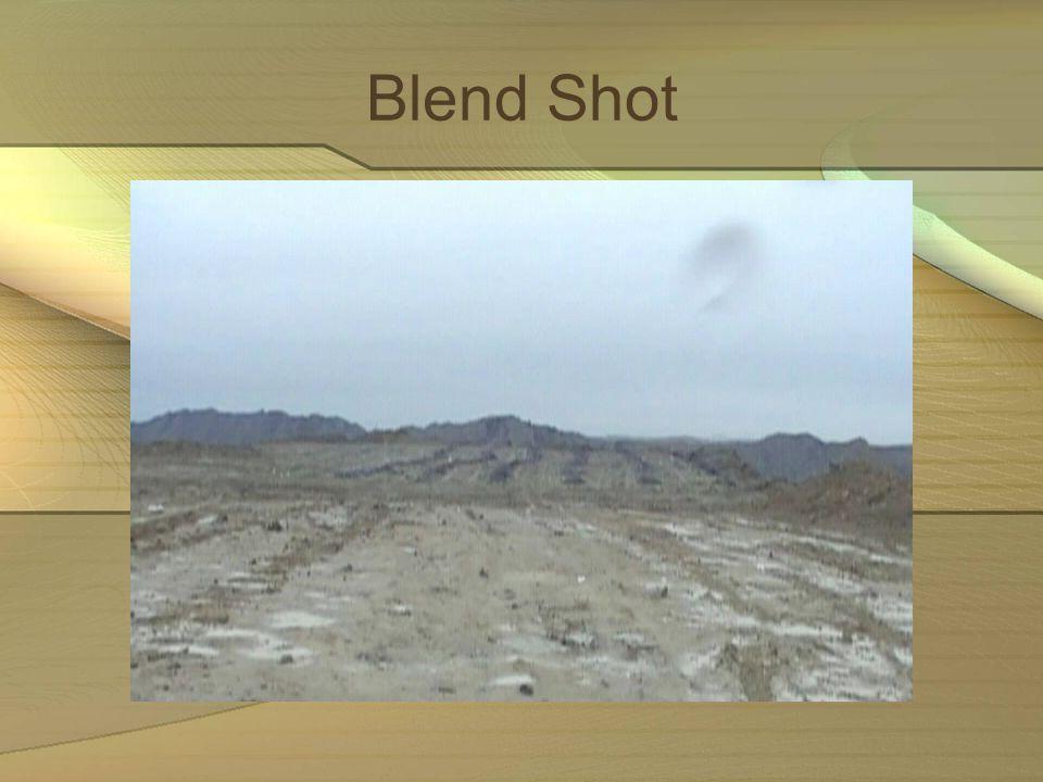 Blend Shot