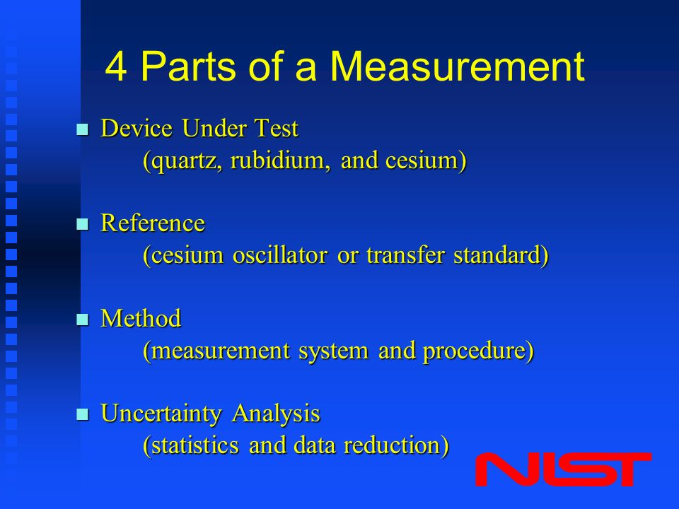 Device Under Test : Traceability and legal metrology ppt video online download
