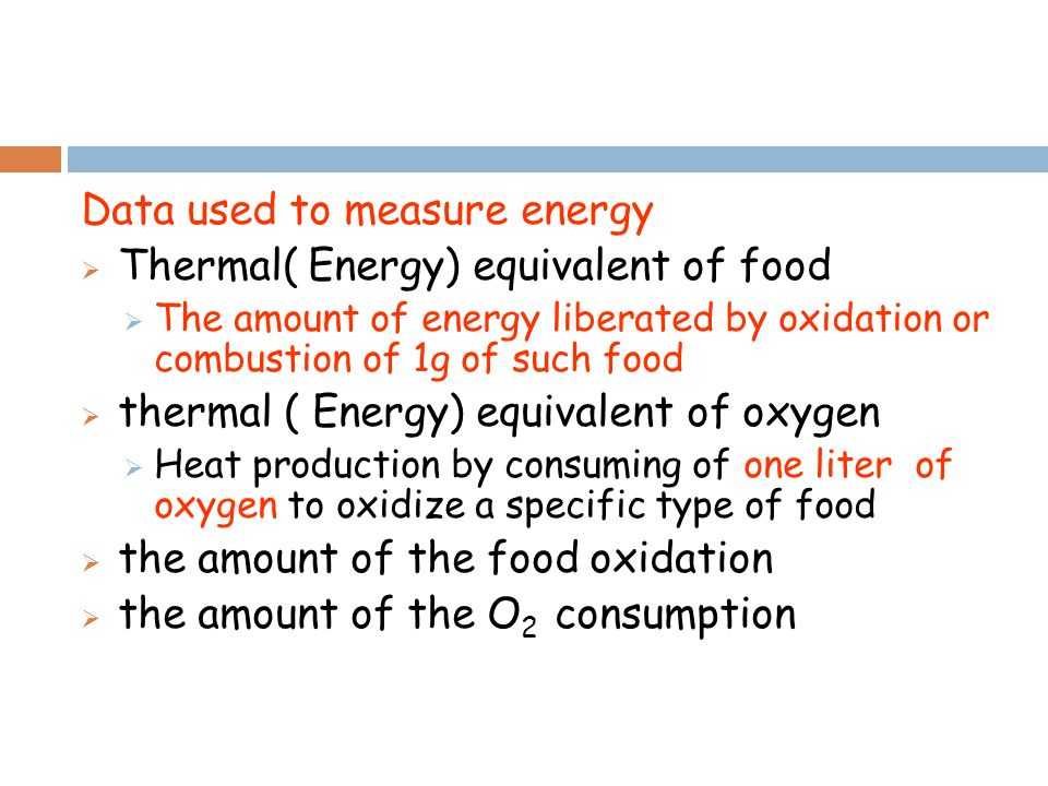 Lab Answers: Energy from Burning Food