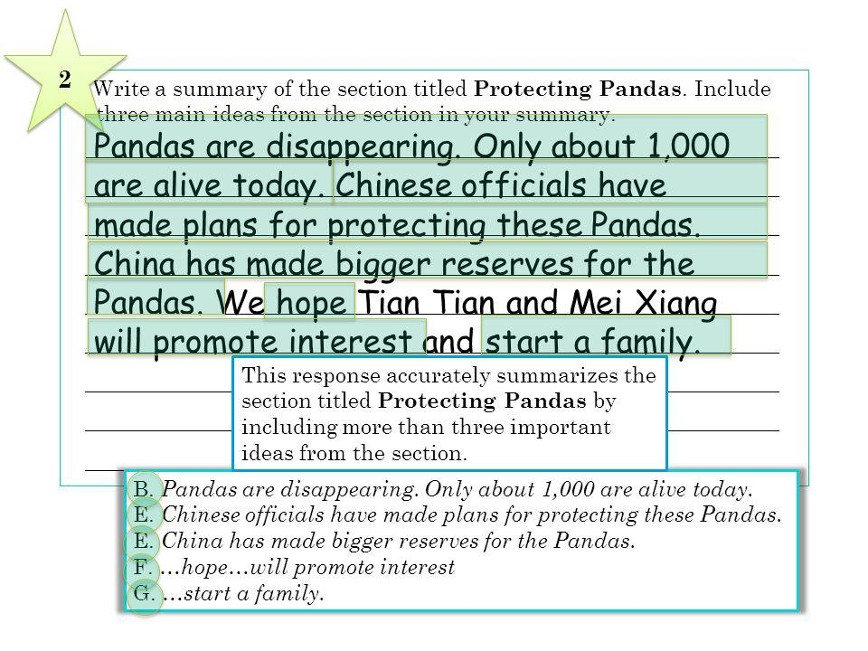 Pandas are disappearing. Only about 1,000
