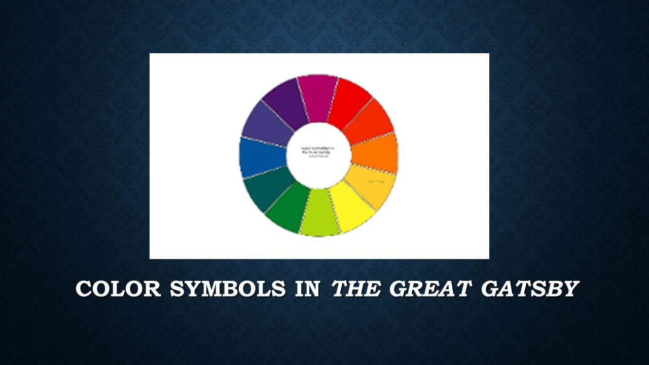 Color symbols in the great gatsby ppt video online download presentation on theme color symbols in the great gatsby presentation transcript buycottarizona Choice Image