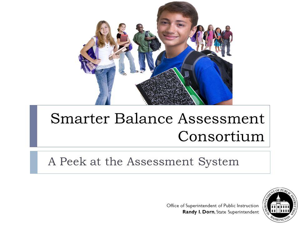 Smarter Balance Assessment Consortium