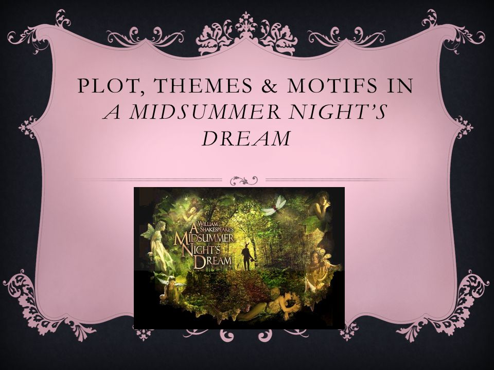 a midsummer night s dream theme Enotes video study guide for william shakespeare's a midsummer night's dream-- themes get full themes info here:.