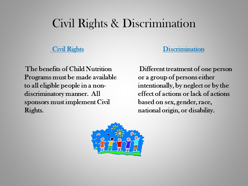 Civil Rights & Discrimination