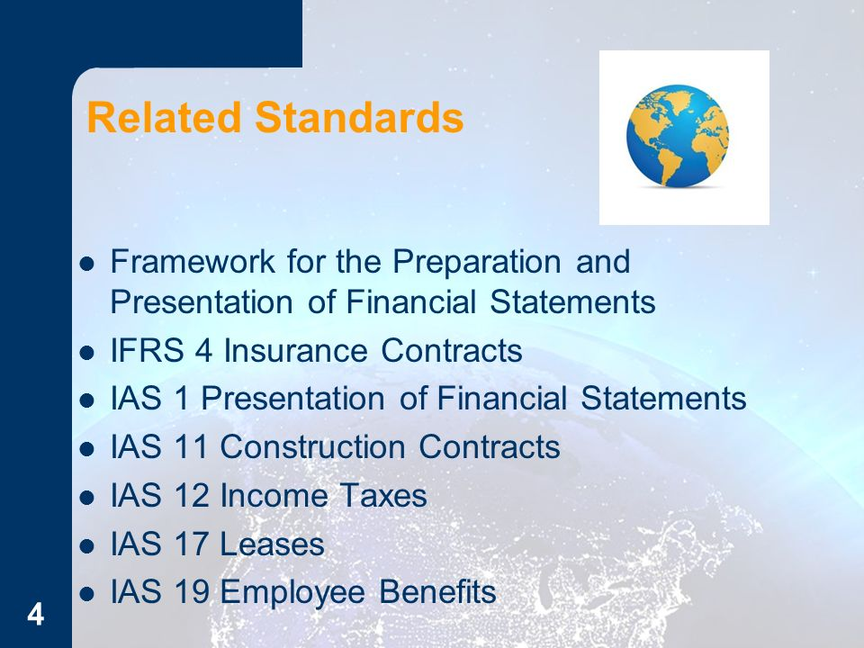 framework for the preparation and presentation This framework for the preparation and presentation of financial statements incorporates the framework for the preparation and presentation of financial statements.