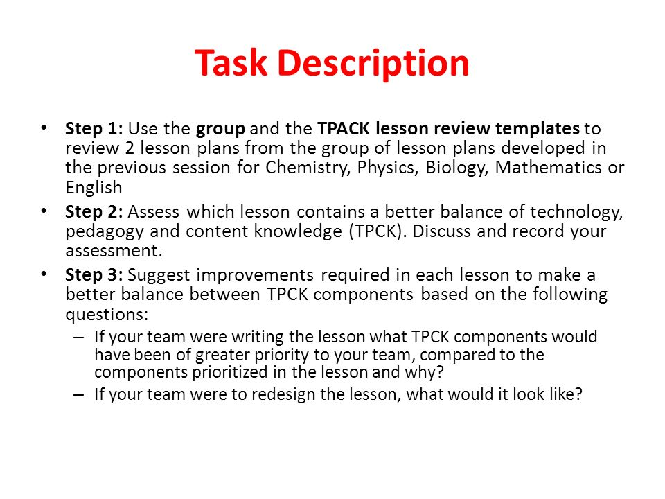 Topic Lesson Plan Review Facilitation Guideline Zone And Date - 7 step lesson plan template
