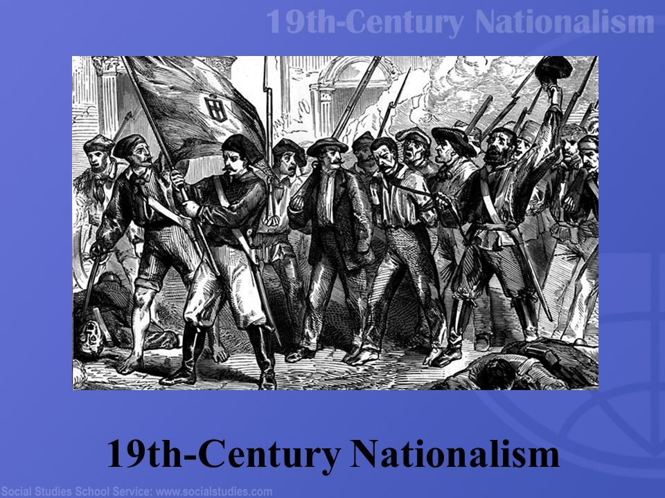 imperialism and nationalism in the 19th century europe Imperialism was not, of course, a concept novel to the nineteenth century a  number of european states, most notably spain, portugal and the netherlands,  had.