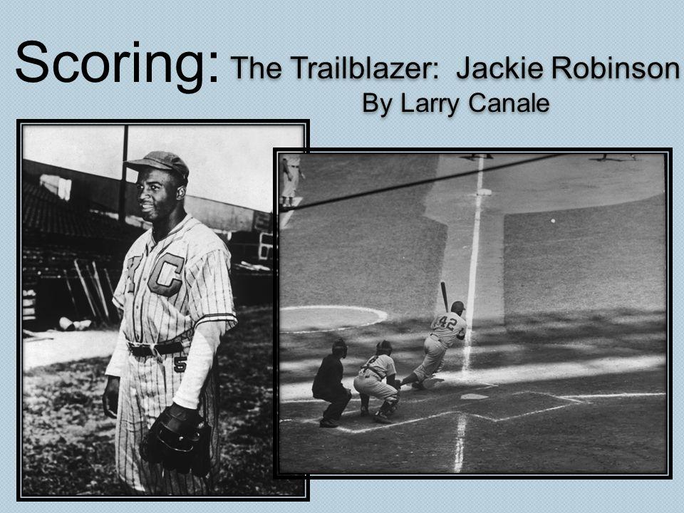 The Trailblazer: Jackie Robinson