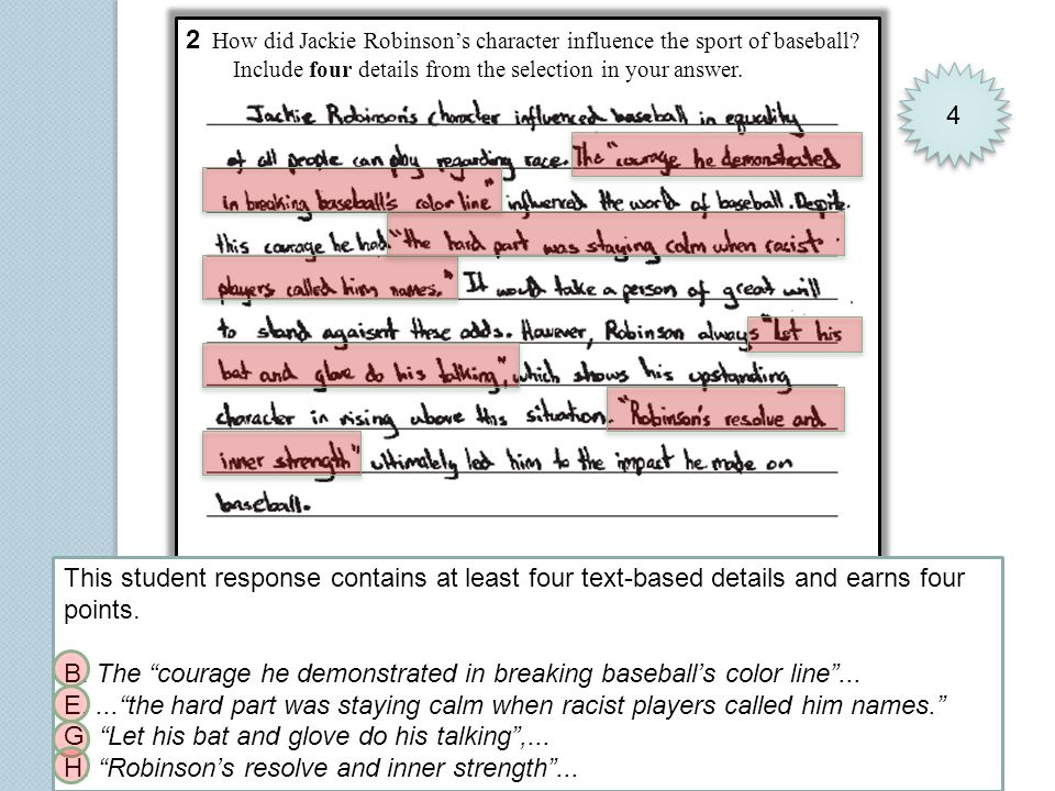 2 How did Jackie Robinson's character influence the sport of baseball