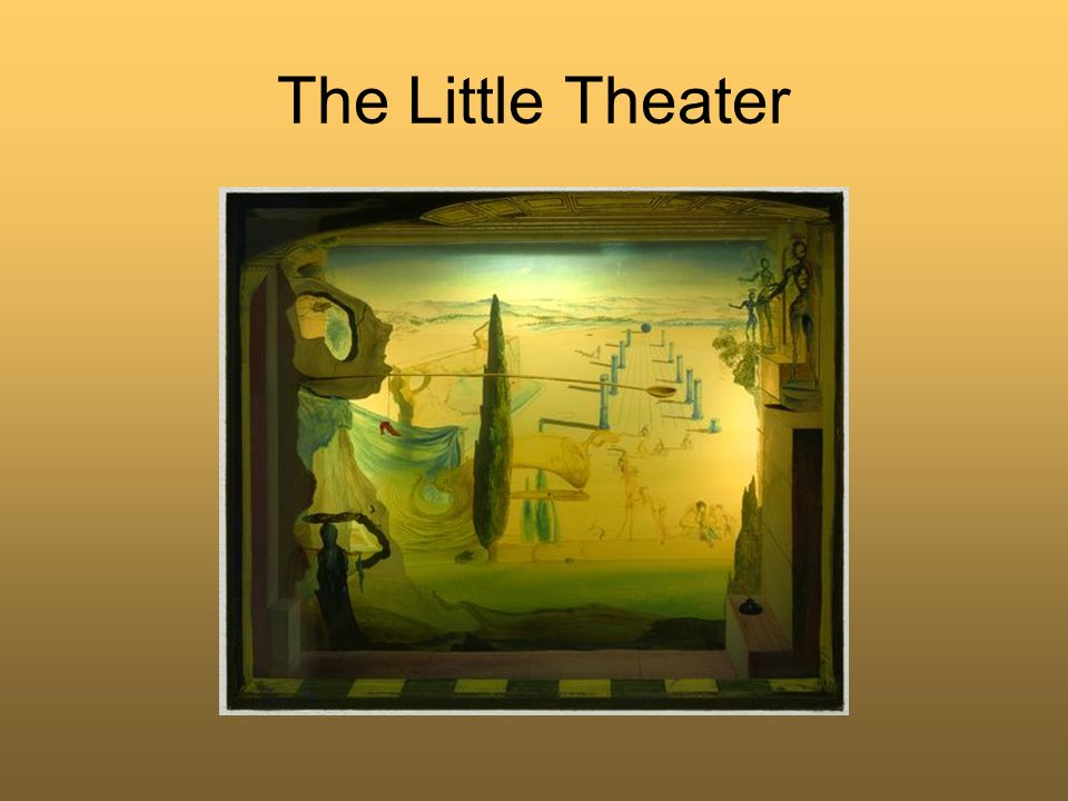 The Little Theater