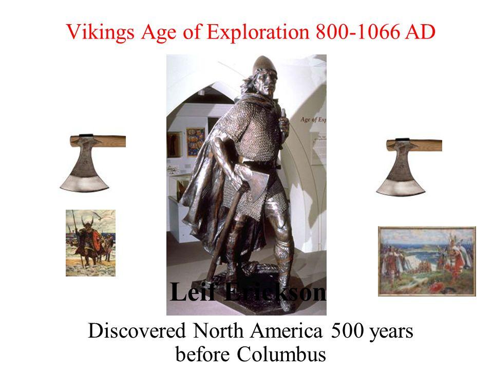 Vikings Age of Exploration 800-1066 AD
