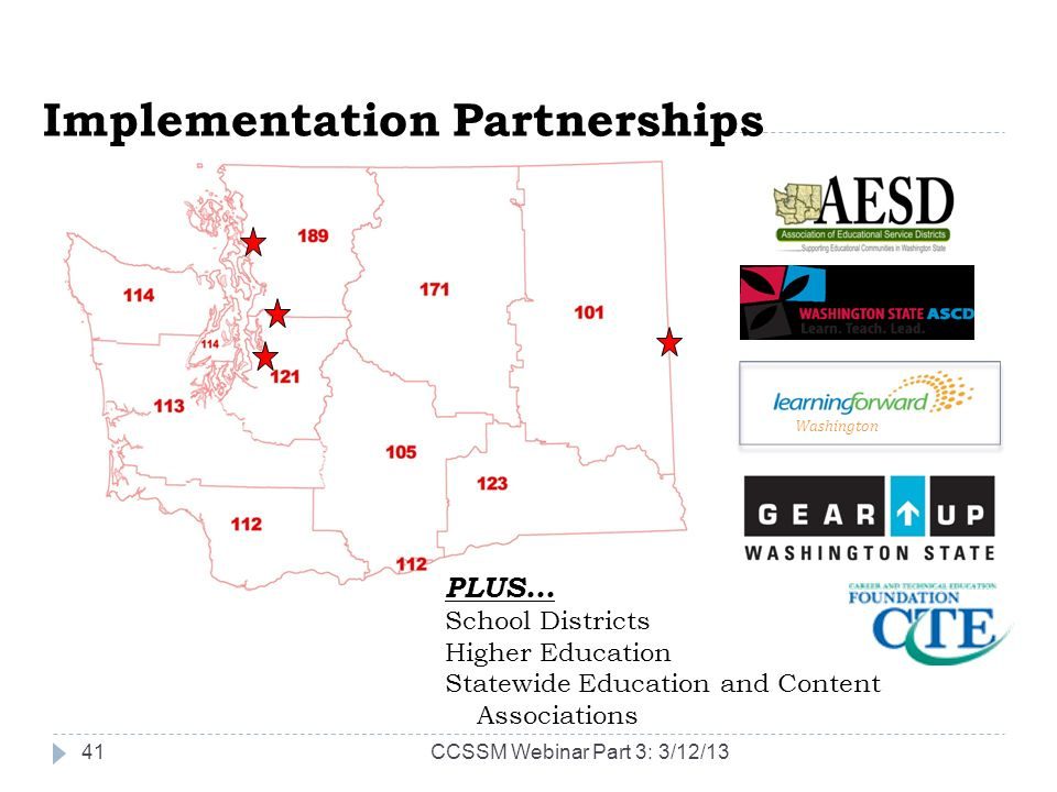 Implementation Partnerships