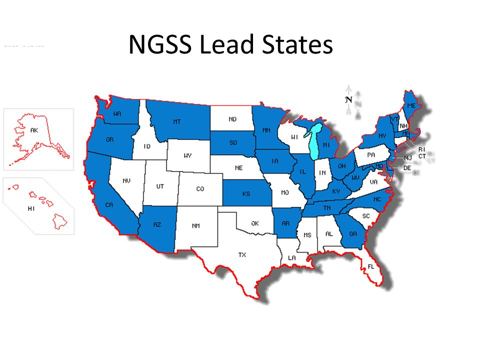 NGSS Lead States Washington's role in the national dialogue