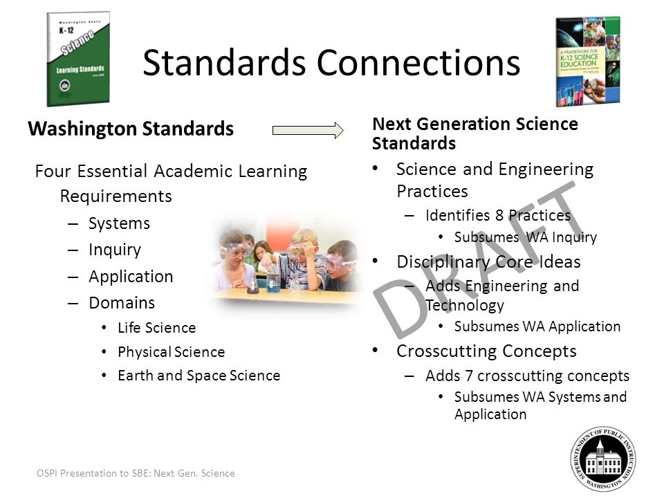 Standards Connections