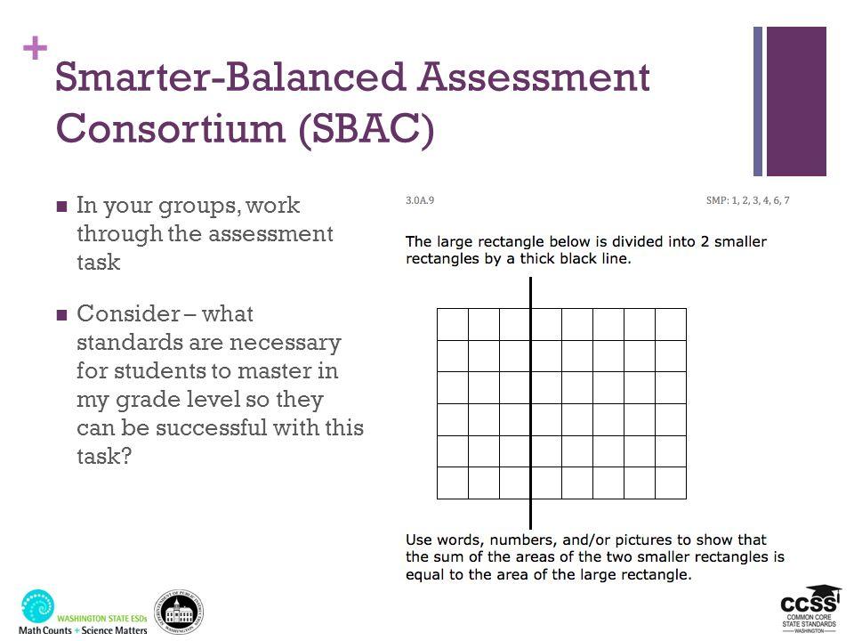 Smarter-Balanced Assessment Consortium (SBAC)