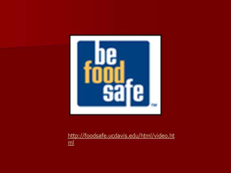 http://foodsafe.ucdavis.edu/html/video.html