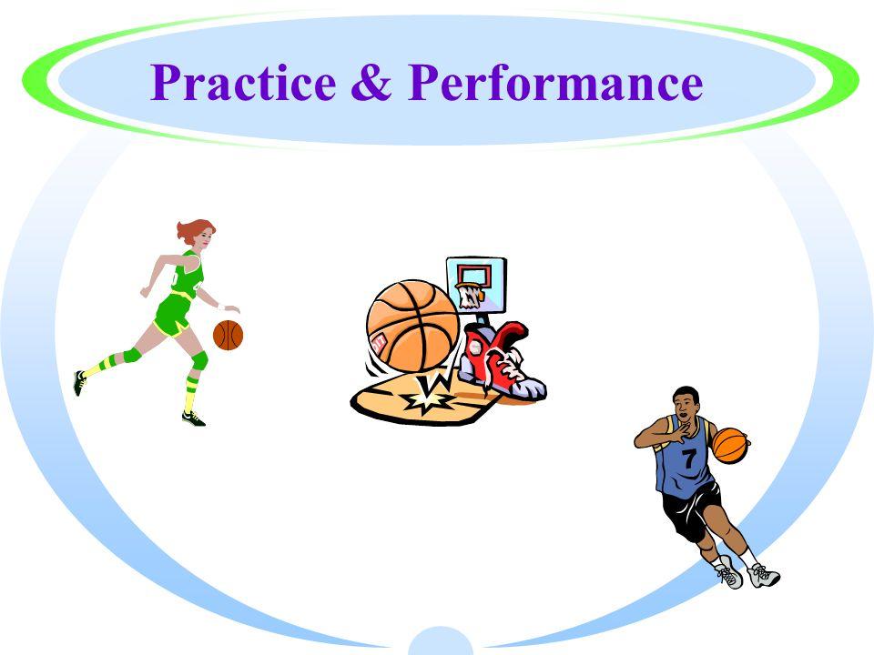 Practice & Performance