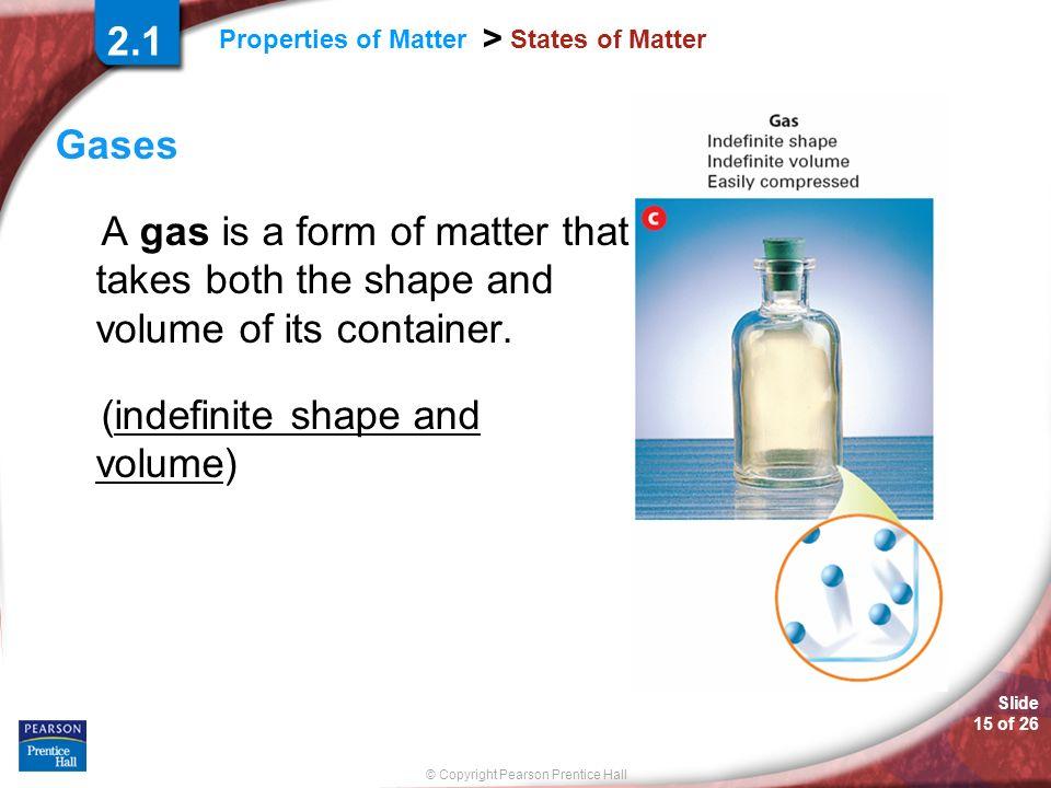 (indefinite shape and volume)