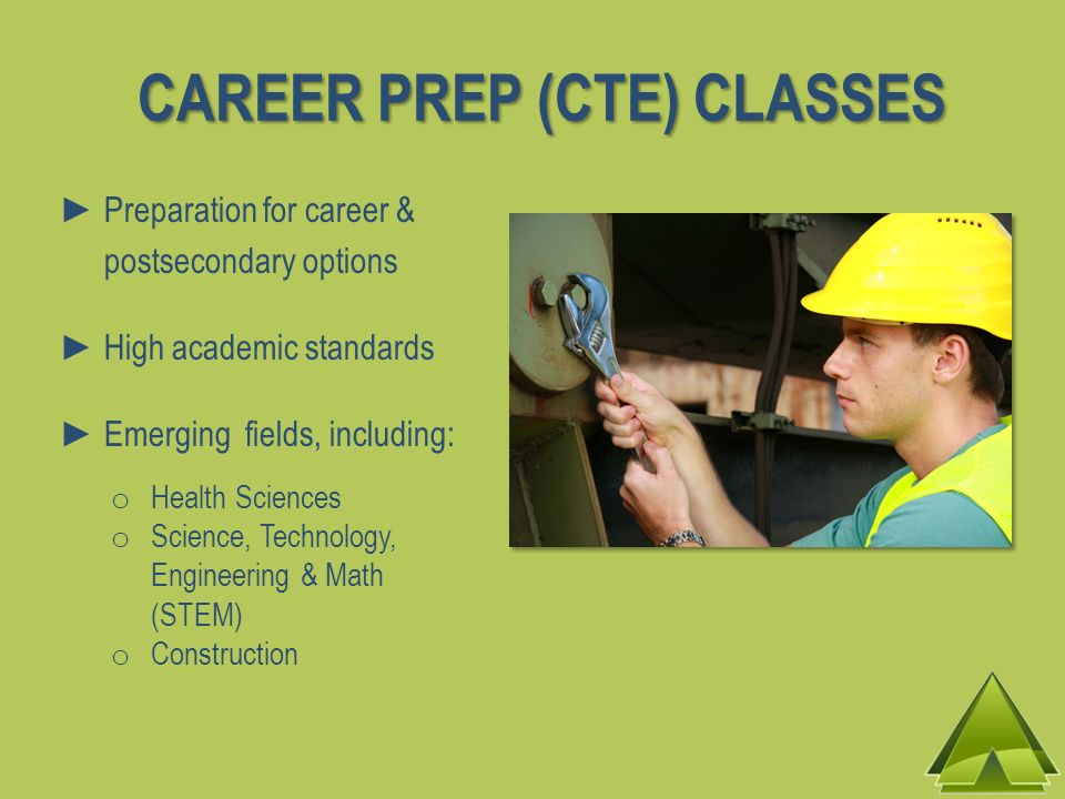 CAREER PREP (CTE) CLASSES