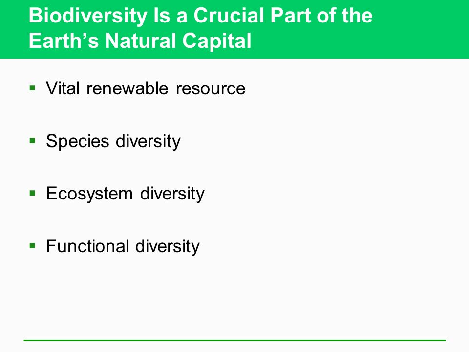 Why Is Genetic Diversity Important For Natural Selection