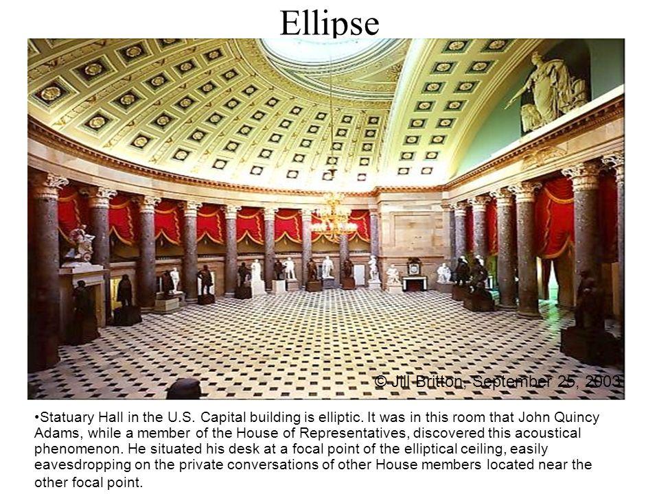 Ellipse © Jill Britton, September 25, 2003
