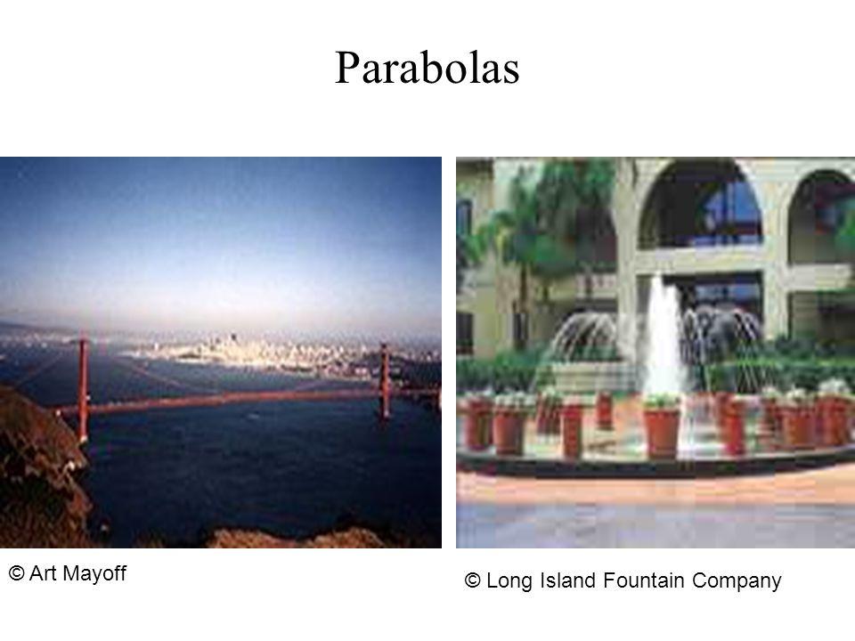 Parabolas © Art Mayoff © Long Island Fountain Company