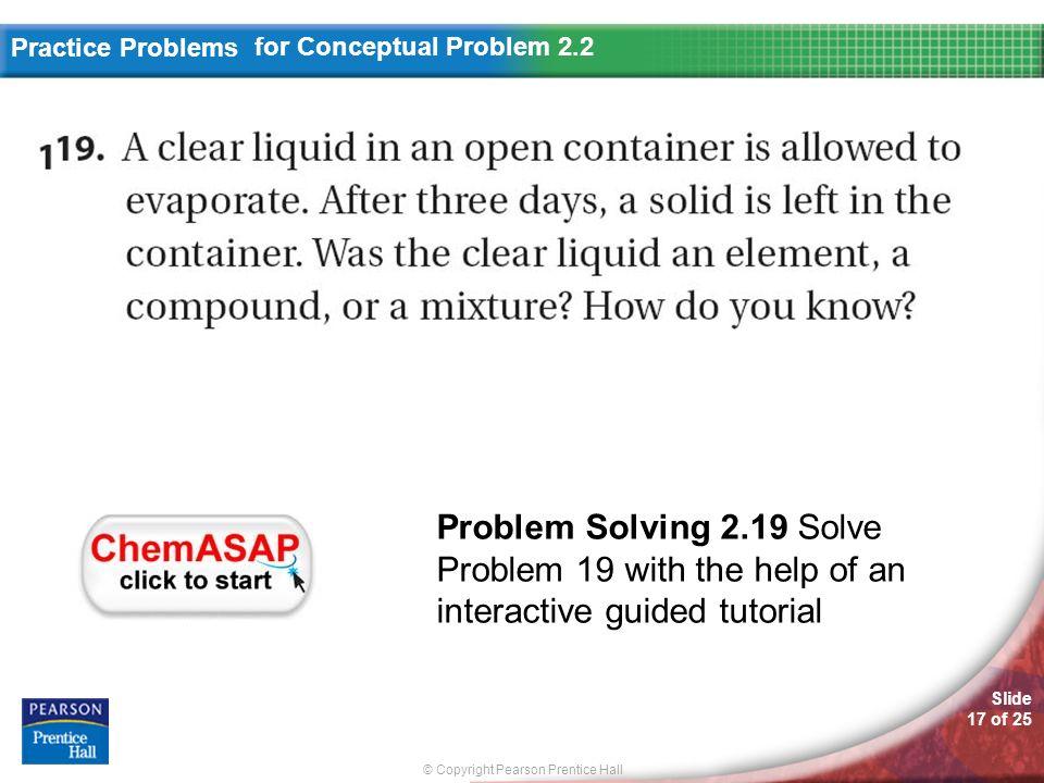 for Conceptual Problem 2.2