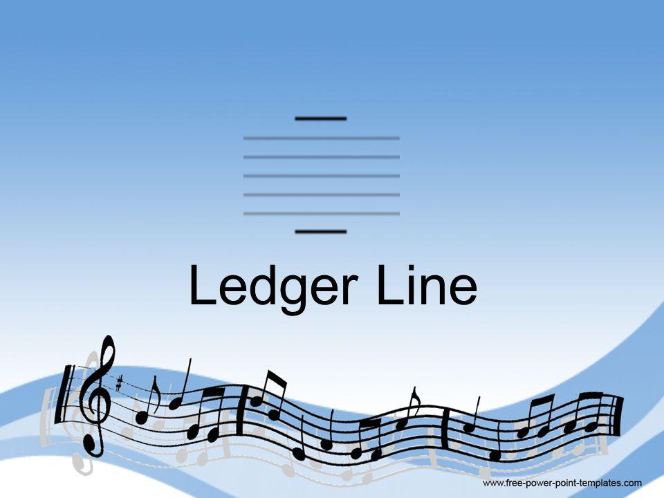Ledger Line