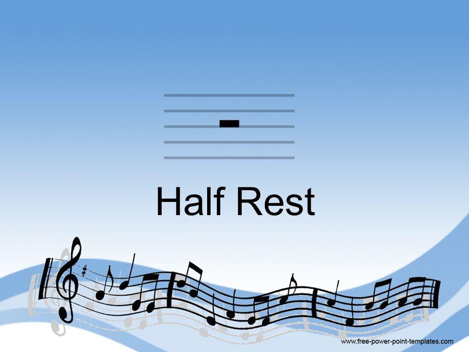 Half Rest