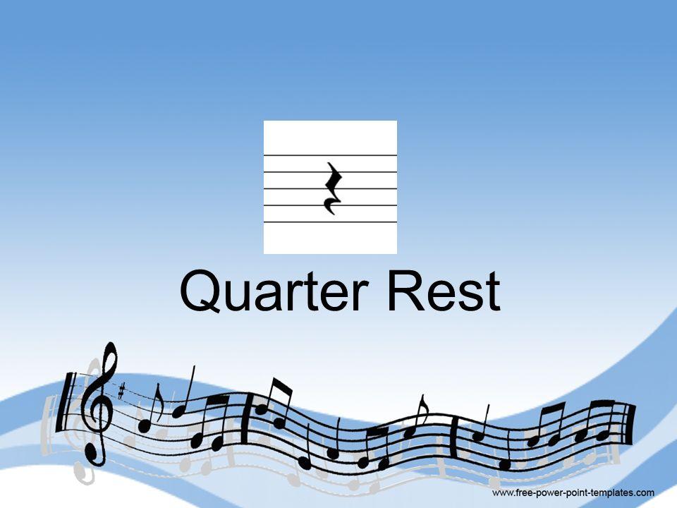 Quarter Rest