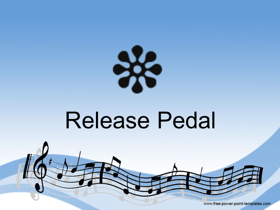 Release Pedal