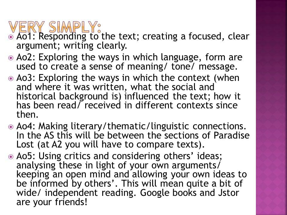 english a2 coursework ao2 Teaching guide: ao2 - the ways in which meanings are shaped as and a-level  english literature now require students to analyse a range of  strong essay.