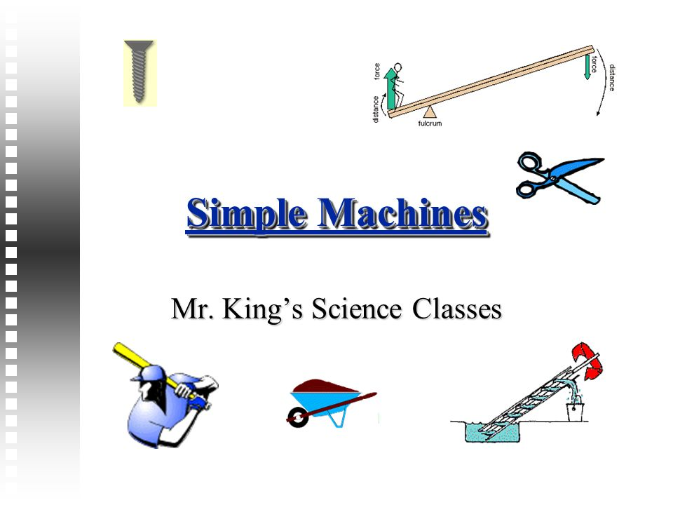 Mr. King's Science Classes
