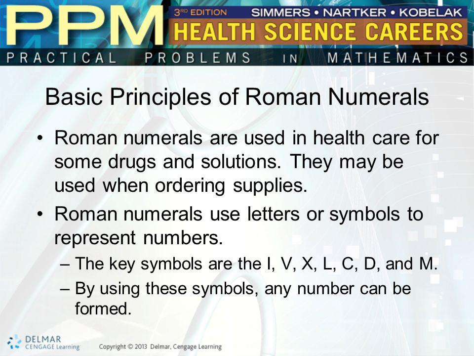 Unit 26 Roman Numerals Ppt Video Online Download