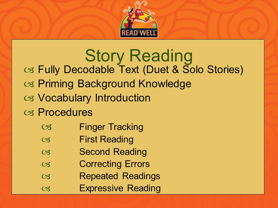 Story Reading Fully Decodable Text (Duet & Solo Stories)