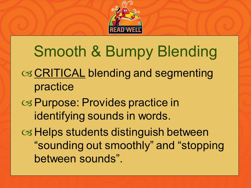 Smooth & Bumpy Blending