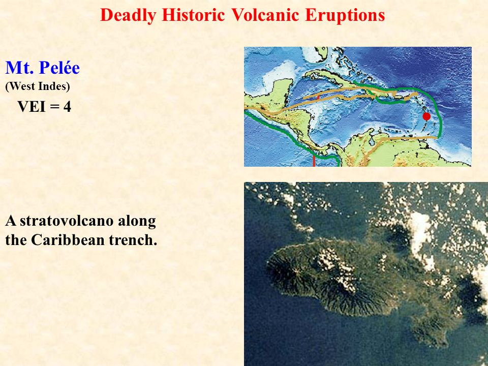 Deadly Historic Volcanic Eruptions