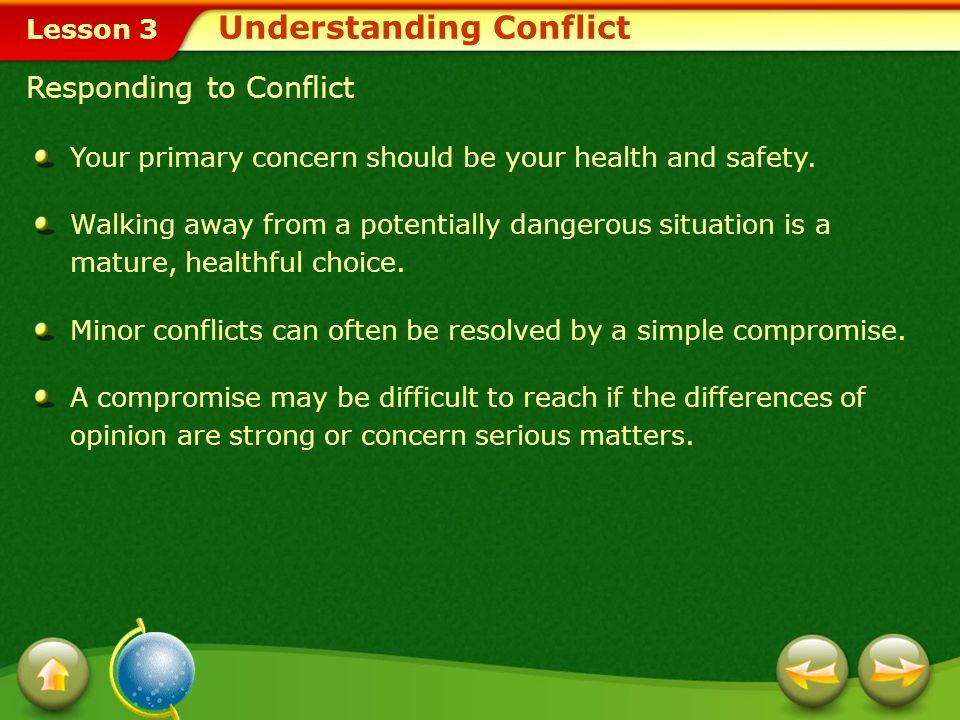 Understanding Conflict