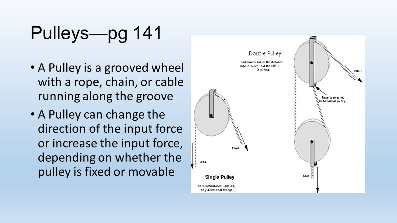 Pulleys And Gears Presentation : Workbooks ? pulleys and gears worksheets for grade