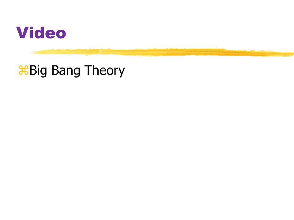 Video Big Bang Theory