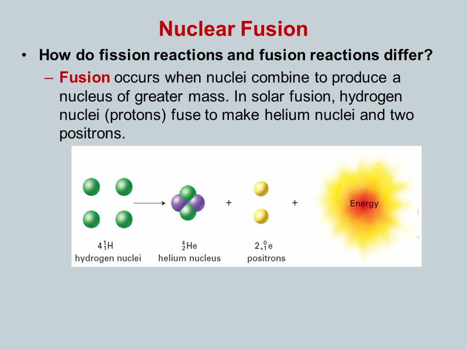 a description of how nuclear fusion takes place Really really hot but all of the heat and light coming from the sun comes from the fusion process happening deep inside the core of the sun.