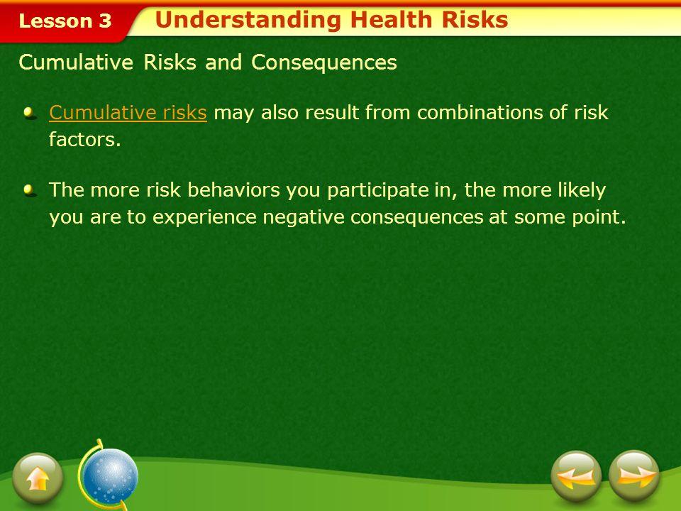 Understanding Health Risks