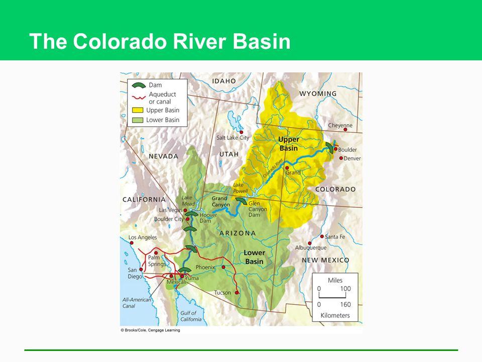 The Colorado River Basin