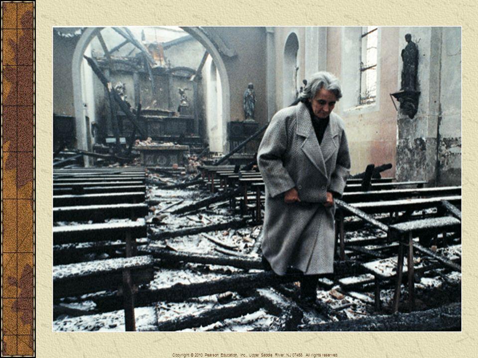 Destruction of Sarajevo