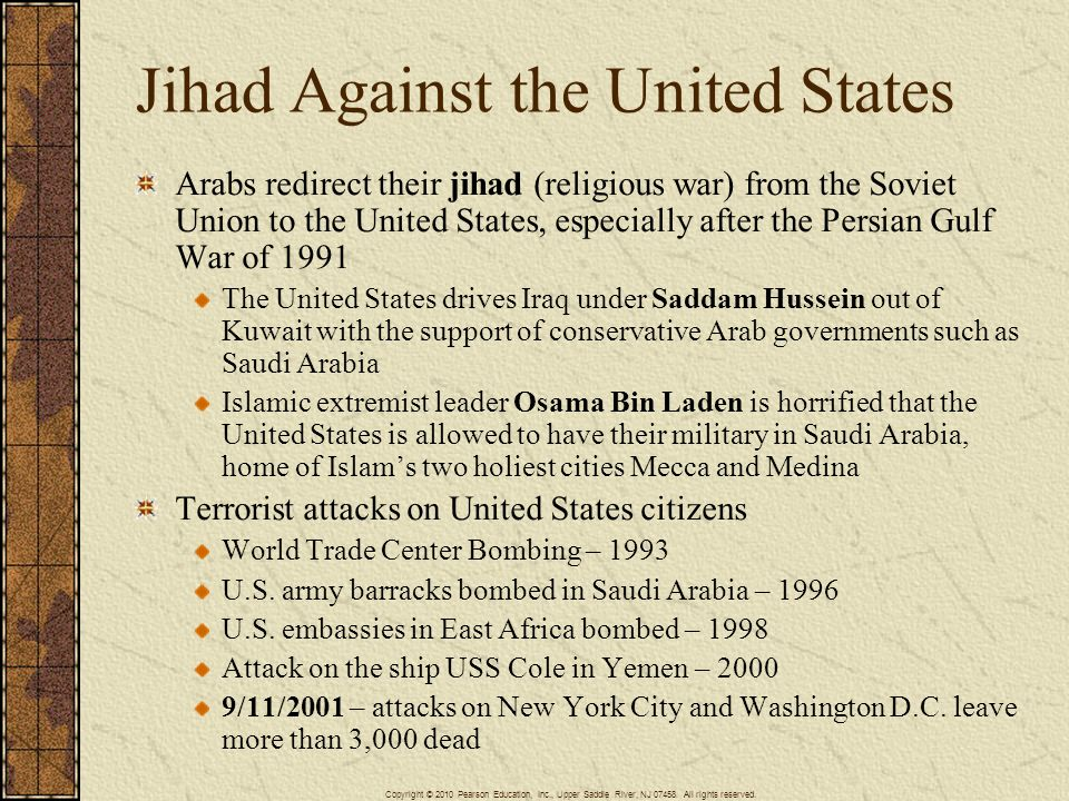 Jihad Against the United States