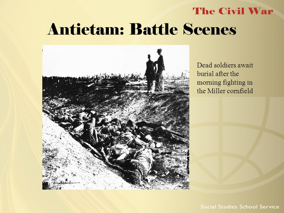 Antietam: Battle Scenes
