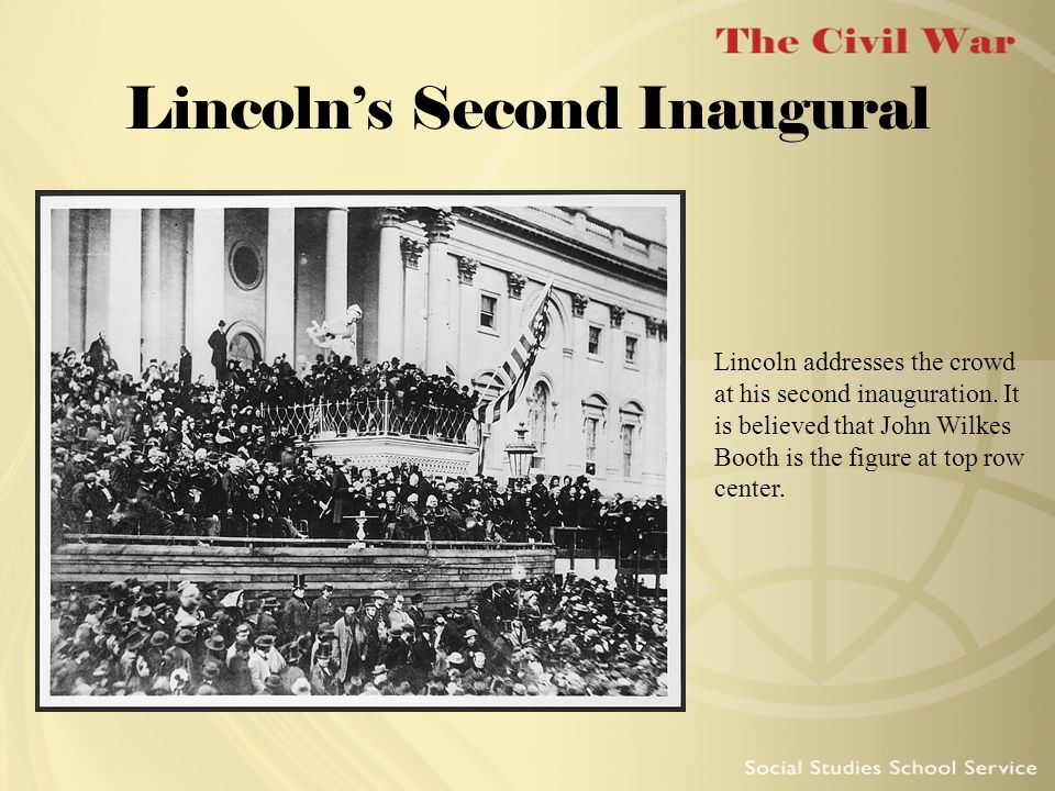 Lincoln's Second Inaugural