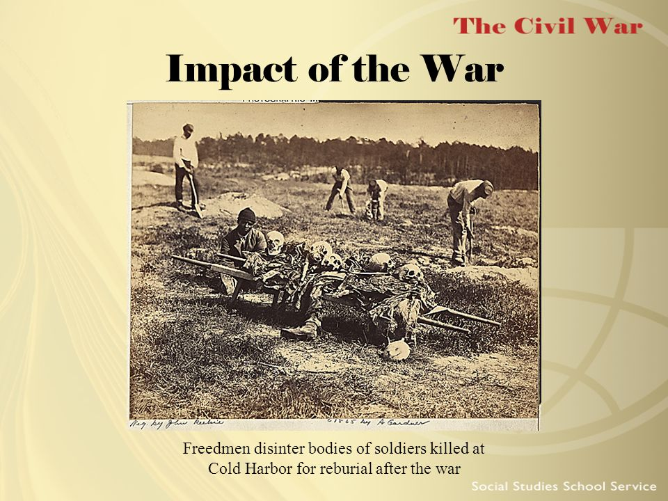 An analysis of the united states after the civil war and the history of freedmen