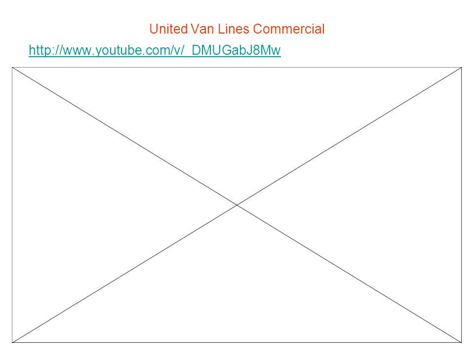 United Van Lines Commercial