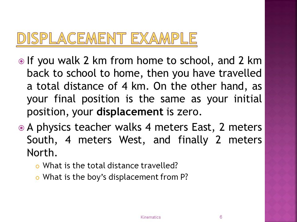 kinematics Speed, velocity and acceleration - ppt download
